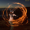 Beach Fire Spinning (naturalturn) Tags: firedance firedancing firespinning fire dance dancing spinning firepoi firepoispinning poi poispinning woman meredith night longexposure sutrobaths sutro baths pointlobos sanfrancisco california usa image:rating=4 image:id=199586