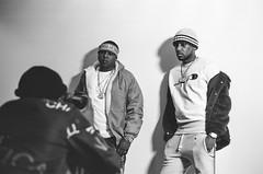 Fabolous & Jadakiss (Live at Vevo) 1/12 (Dan Nastro) Tags: fabolous jadakiss kodak trix 400 tx400 film slr hiphop rap friday elm street