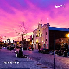 Never passive. #activetransportation #mostgorgeouscity Washington, DC USA (I can't believe I get to 🚶‍♂️here ❤️) #DC #Shaw #FutureStartsHere
