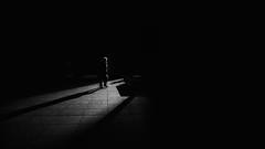 6,437 (Panda1339) Tags: sun man london ldn dark shadow streetphotography monochrome cinematic blackandwhite uk light ultrawideangle