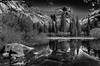 Mirror Lake, Yosemite (HarrySchue) Tags: bw hiking mirrorlake nationalparks nature yosemite