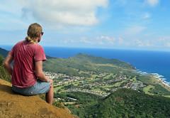 view-oahu-koko-crater (quirkytravelguy) Tags: koko crater hike oahu hawaii