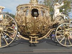 Cinderella's Carriage (DisneyGirl13!) Tags: cinderella cinderellascarriage carriage walt disney world waltdisneyworld magic kingdom magickingdom wdw
