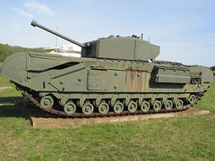 Aberdeen Maryland 2006 (1811/1812 USMC) Tags: tank tanks tanker turret track vehicle vehicles sky british usarmy maryland aberdeen armor summer grass museum churchill mkiii outdoor