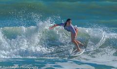 ESA Surfer (mylesfox) Tags: surfer surfing waves board girl
