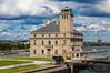Soo Locks Administration Building (Eridony (Instagram: eridony_prime)) Tags: saultstemarie chippewacounty michigan soolocks constructed1897