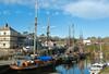 Charlestown, Cornwall (Allan Jones Photographer) Tags: charlestown cornwall sailingships woodenships shipsofsail harbour nautical allanjonesphotographer canon5d4 canonef24105mmf4lisiiusm village cornishvillage england