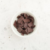 Bowl of chocolate pieces. (annick vanderschelden) Tags: chocolate pieces chopped broken pure dark break cook bake cake cuisine culinary gastronomy sweet brown preparation ingredient block brownie cocoa melting nutrition calories carbohydrates belgium