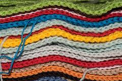 Strati di colore (RM) (Stefano Innocenzi) Tags: macro colori strati lana