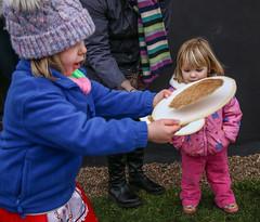 Holgate Windmill pancake day 2018 - 7