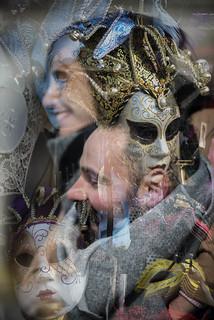 Venetian Masks 1