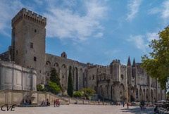 palais des papes (chrisvanes) Tags: palaisdespapes avignon pope france ancient history