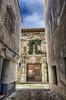 CFR4402 Antiguo hostal (Carlos F1) Tags: nikon d300 hdr calle street camino path antiguo city cityscape hostal hotel