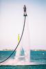 Fly Higher Fly Boarder (Thomas Hawk) Tags: 7milebeach cayman caymanislands grandcayman sevenmilebeach beach boat flyboard flyboarding hoverboard vacation water ky fav10 fav25