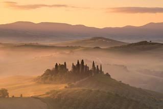 A Tuscany Morning