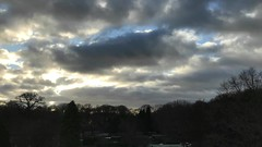Clouds At Sundown Timelapse (Marc Sayce) Tags: clouds sundown timelapse video lodge alice holt forest hampshire farnham surrey south downs national park winter february 2018