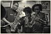 Filiú, Sarduy & Vistel (carlosarenal) Tags: music trumpet sax night art jazz latin blackwhite sarduy vistel filiú populart club