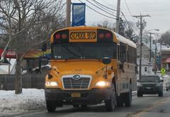 East End Bus Lines Inc. #0855P (ThoseGuys119) Tags: eastendbuslines orangecountytransitllc schoolbus maybrookny 2018 propane gasoline birdbus
