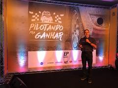 Palestra Motivacional o Piloto e Engenheiro Klever Kolberg para a  EPTV 04