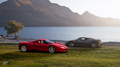 Family (mobinansari68) Tags: enzo 458italia red beautiful