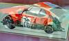 1992 andywarhol art car vw beetle (francois f swanepoel) Tags: 1992 andywarholartcar bmw crosssection reflection slidefilm slidescans vwbeetle1969 76 1969 andywarhol bmwartcar wheels cars