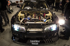 2JZ swapped Nissan S14 (frederiknielsen4) Tags: drift canon1300d canon 1855 cars automotive