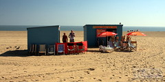 Beach Furniture (innpictime ζ♠♠ρﭐḉ†ﭐᶬ₹ Ȝ͏۞°ʖ) Tags: beach greatyarmouth norfolk seaside sea parasol summer northsea sunshine shed pigeons windbreak jetty men leisure sand stall walls 526023671737619 deckchairs hire sunlounger suntan