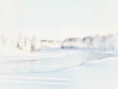 Winter Wonderland (Ulla Dinborn) Tags: skellefteåälv northernsweden snowylandscape sweden skellefteå likeapainting