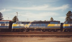 B76 S302 Warrnambool (tommyg1994) Tags: west coast railway wcr emd b t x a s n class vline warrnambool geelong b61 b65 t369 x41 s300 s311 s302 b76 a71 pcp bz acz bs brs excursion train australia victoria freight fa pco pcj