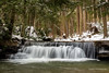 Tolliver Falls (jcernstphoto) Tags: waterfall tolliver falls woodland snow snowy maryland swallowfalls statepark