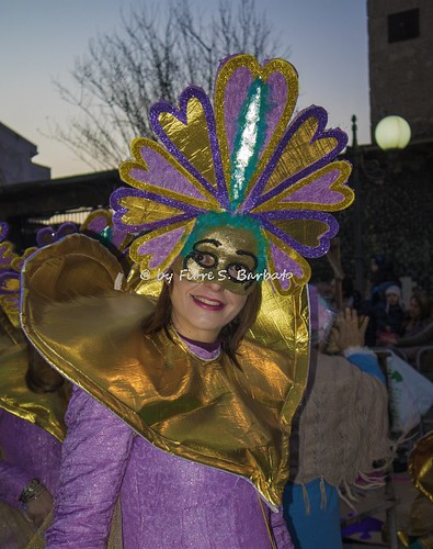 Villa Literno (CE), 2018, Il Carnevale di Villa Literno.