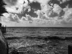 Key West Florida (dweible1109) Tags: monochrome clouds skyscape blackwhite gulfofmexico keywest florida southernmostpoint