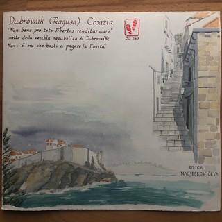 Winter in Dubrovnik (Croazia) Europe
