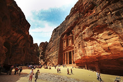 Valle del Tesoro (Julio Millán) Tags: eltesoro petra jordania airelibre paisaje turismo viajes