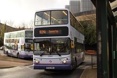 FWY 30897 @ Halifax bus station (ianjpoole) Tags: first west yorkshire volvo b7tl alexander alx400 w752dwx 30897 halifax bus station