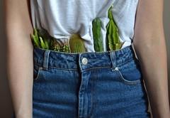 Premenstrual syndrome (martabraggio) Tags: period cactus feel jeans