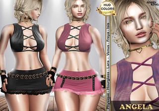 :.:.:.♛Adris King®♛.:.:.:.. ❥ Beautiful girls  ➤ NEW RELEASE  Slink (ALL) – Belleza (ALL) – Maytreia ➤ Group gift  TAXI:  http://maps.secondlife.com/secondlife/POLLICINO/144/35/953 https://marketplace.secondlife.com/p/AK-OUTFIT-ANGELA/13953726