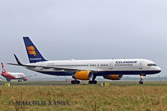 B757-256 TF-FIT ICELANDAIR (shanairpic) Tags: jetairliner b757 boeing757 shannon icelandair tffit