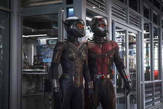 Ant-Man and The Wasp's official synopsis by Marvel Studios