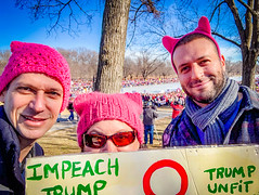 2018.01.20 #WomensMarchDC #WomensMarch2018 Washington, DC USA 2-8