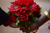 wedding (ananda.pradeep@ymail.com) Tags: wedding rose red gold bridal flower couple