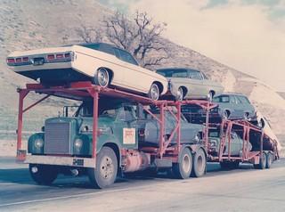 Mack V8: Rene's A-T (green)