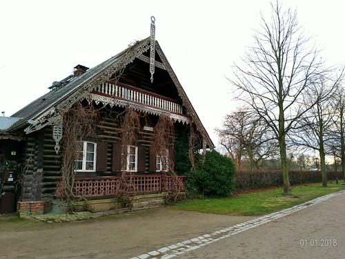 Potsdam, Colonia Russa