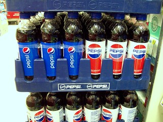Pepsi Labels