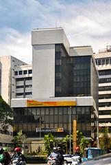 Kantor Pusat Bank Umum Nasional (Everyone Sinks Starco (using album)) Tags: jakarta building gedung architecture arsitektur office kantor