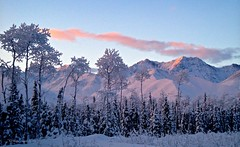 Ice Cream Morning.... (Katy on the Tundra) Tags: winter cathedralmountains mountains snow