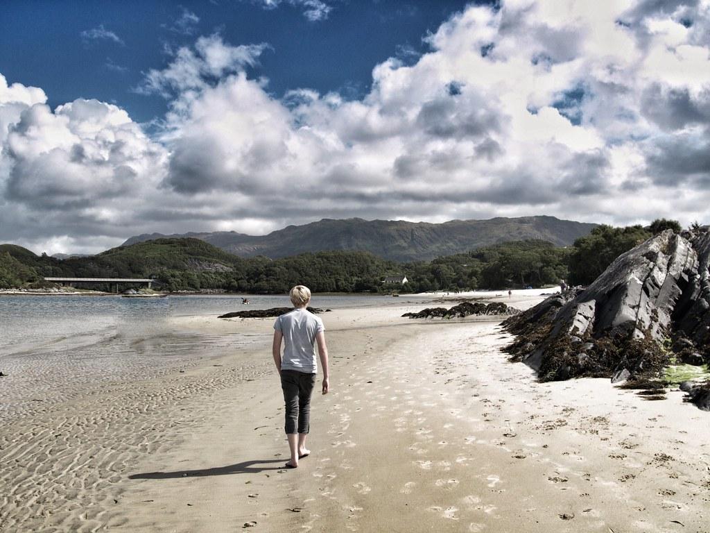 Morar Silver Sands