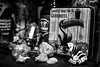 A Day in the Life #7 (f.bigslave) Tags: black white bw house casual daily life canon eos 600d 40 28 travel memories souvenirs guinness beer dublin rocks r2d2 star wars nerd stones shells zebra funny small
