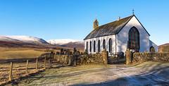 Amulree Church (jasty78) Tags: amulreechurch amulree perthshire landscape snow winter scotland nikond7200 tokina1116mm