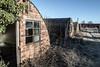 Cold Morning (The Crewe Chronicler) Tags: canon canon7dmarkii pow powcamp derelict urbex nissen nissenhut huts